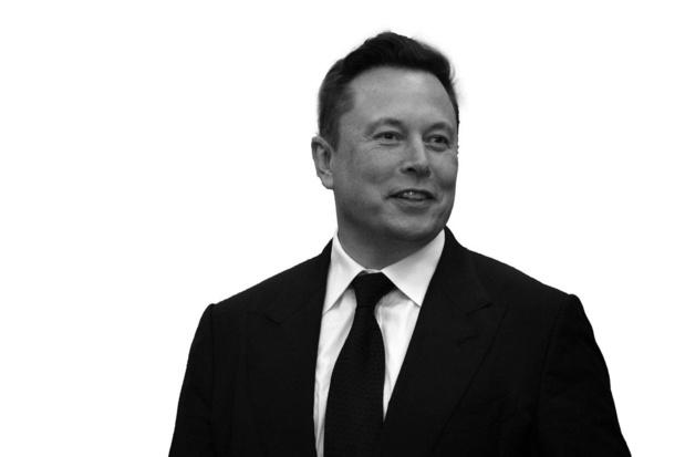 Elon Musk - Mikt op Mars
