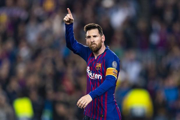 Naar een Italiaans competitieduel Messi-CR7?