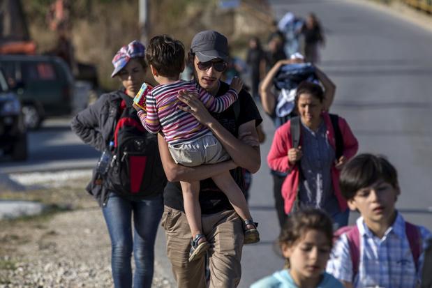 Amnesty: zware mensenrechtenschendingen tegen teruggekeerde vluchtelingen in Syrië