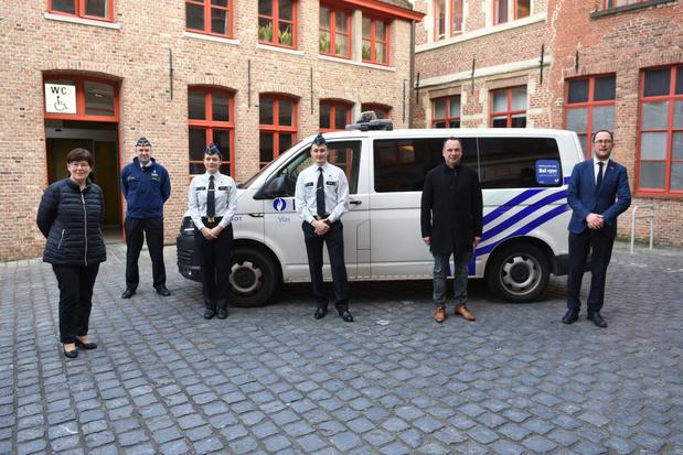 Politiezone Vlas stelt twee nieuwe commissarissen voor