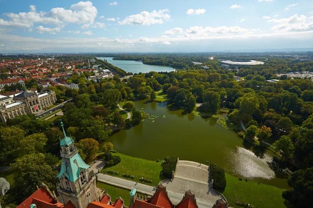 Hannover, de groenste stad van Duitsland