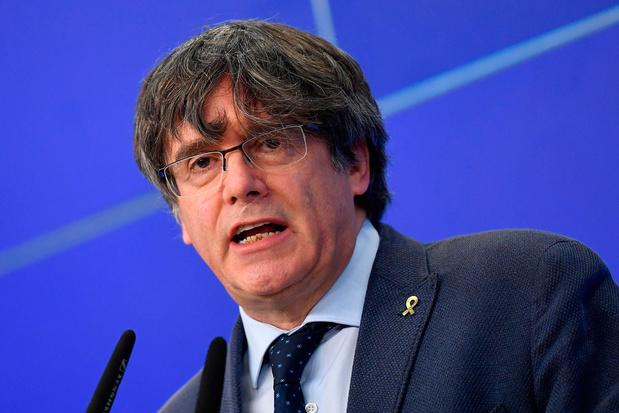 Europarlementsleden heffen immuniteit Puigdemont op