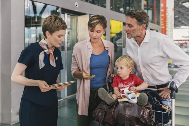 Het webformulier dat reizigers moeten invullen voor zij ons land binnenkomen, is beschikbaar