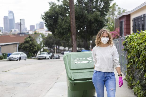 Le virus pourrait avoir atteint Los Angeles avant même que Pékin n'annonce son existence