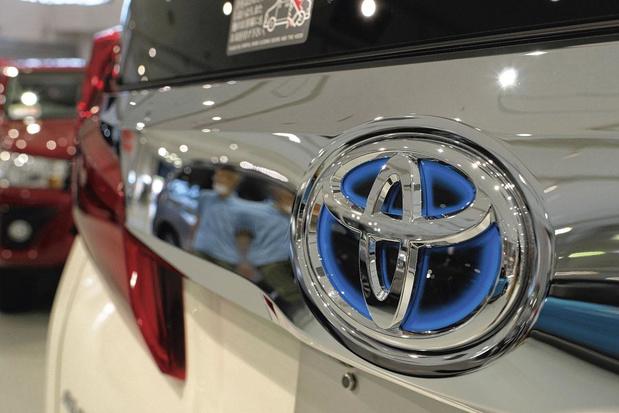 Toyota n°1 mondial