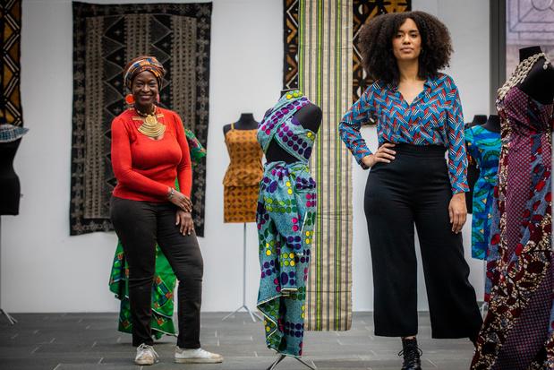 Ontdek de verscheidenheid aan Afrikaans textiel in het Hasseltse Modemuseum dankzij Black History Month