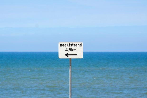 Enige naaktstrand aan onze kust sluit voor één jaar