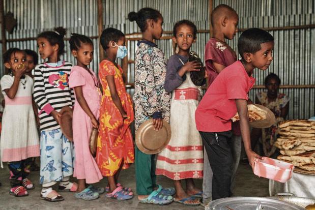 Burgeroorlog Ethiopië: 'Tigray uithongeren is de nieuwe strategie van Abiy'
