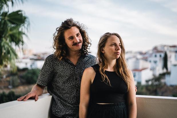 """Camille Mortier en Jelle Rouquart zitten in isolatie in Portugal: """"Paniekaanvallen gehad"""""""