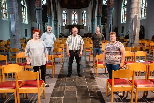 Jabbeekse kunstenaars stellen tentoon in vijf kerken van de gemeente