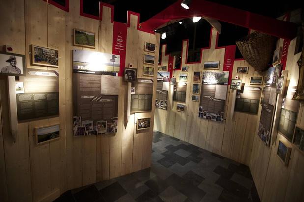 In Flanders Fields Museum opent pas eind deze maand