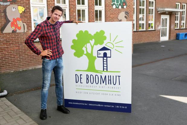 Basisschool Sint-Henricus heet vanaf nu vbs De Boomhut