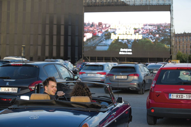 Drive-in movies, le retour