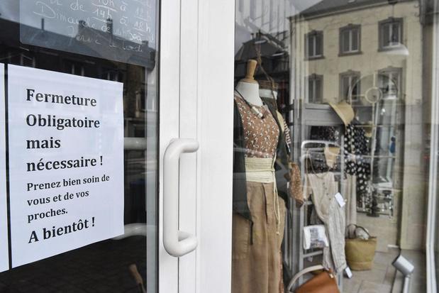 """Le secteur du commerce de détail appelle à des mesures de soutien """"urgentes"""""""