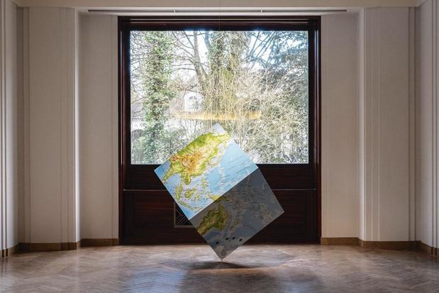 La carte et le territoire (de l'art)