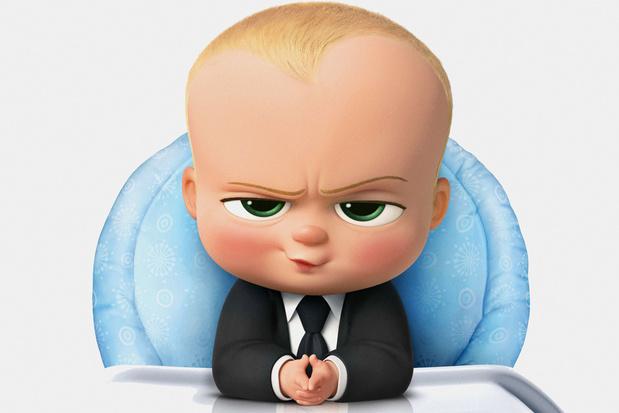 Tv-tip: 'The Boss Baby', de baby die een eigen Netflix-reeks kreeg
