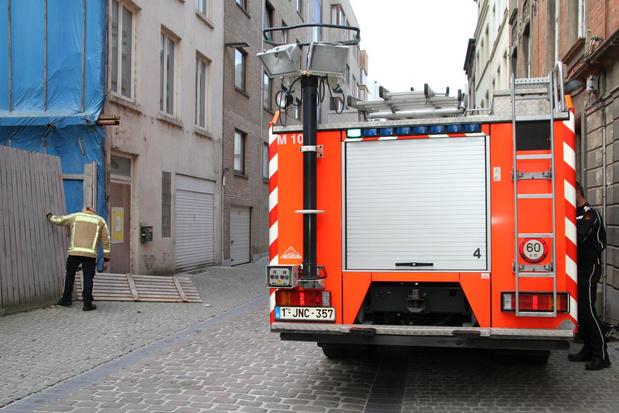 Grote schade blijft uit tijdens storm, maar Oostendse brandweer heeft de handen vol