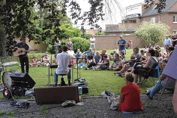 3x2 tickets Stadsmuzikantenfestival Tongeren