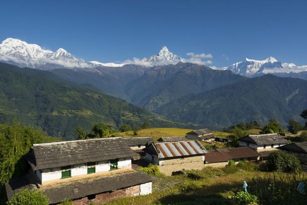 Nepal kampt met stijgende temperaturen en steeds minder sneeuw