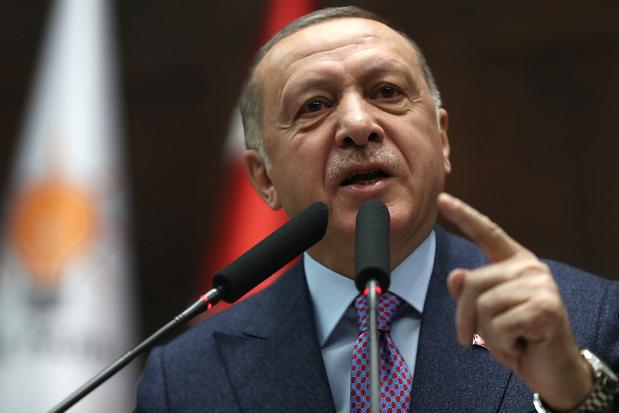 'Erdogan beschouwt Europa als een club verwaande kabouters'