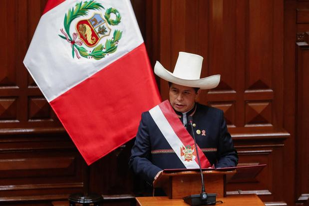 Nieuwe president van Peru belooft grondwetshervorming