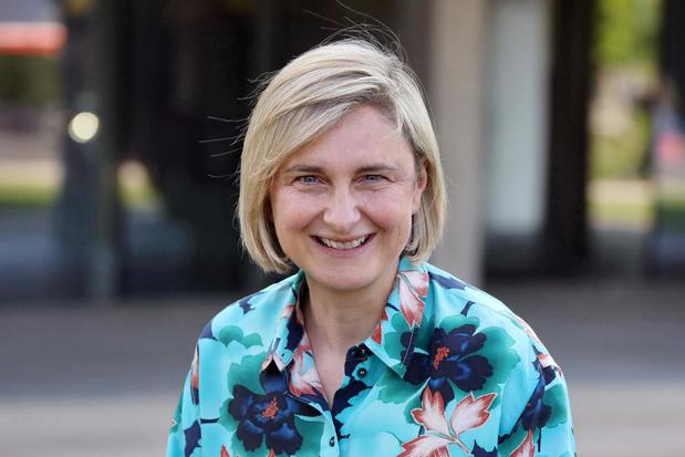 Kleindochtertje voor minister Hilde Crevits