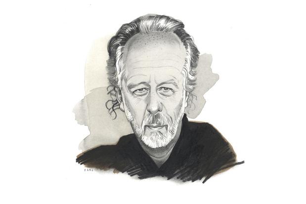 Schrijver Stefan Hertmans: 'Ik vraag me af of ik nog veel op restaurant zal gaan, wanneer het kan'