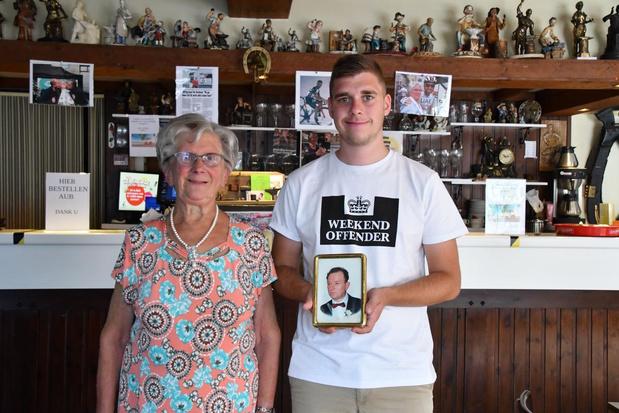 Noela staat al 50 jaar achter de toog van café De Smisse