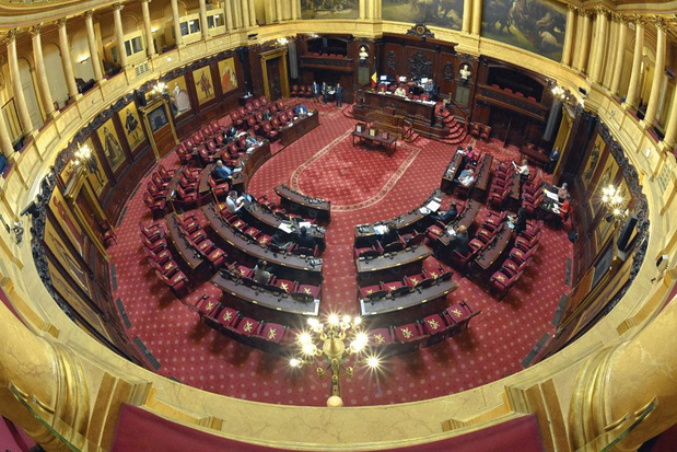 Le Sénat s'occupe... du Covid-19