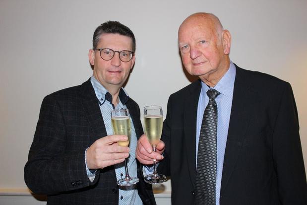 Jacques Van Eeckhoutte (88) stopt na 50 jaar als voorzitter van Waregemse VTB Fotoclub