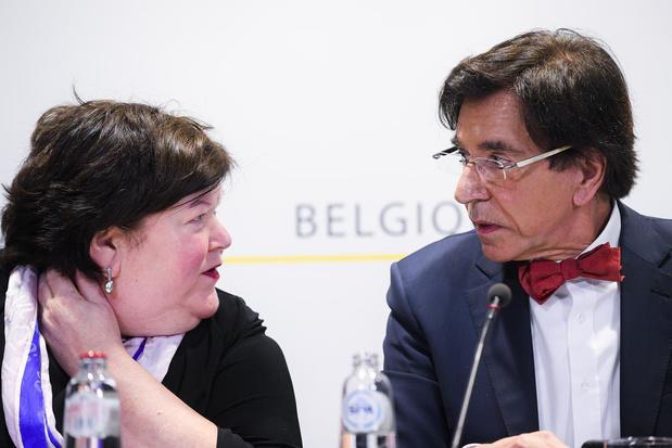 La ministre de la Santé Maggie De Block ne communiquera plus qu'en ligne