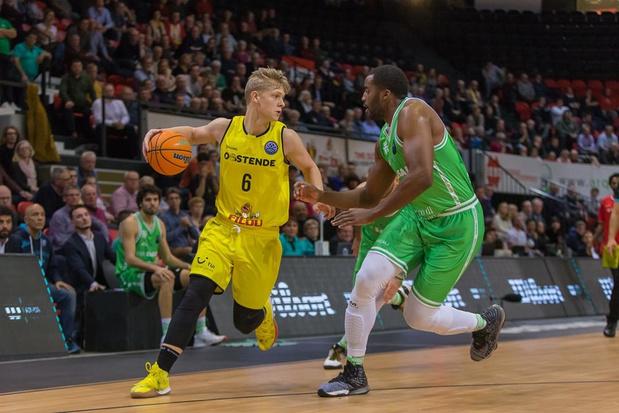 Oostendse titelverdedigers openen basketseizoen bij Phoenix Brussel