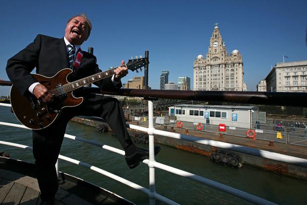 Gerry Marsden, zanger van 'You'll never Walk Alone' overleden