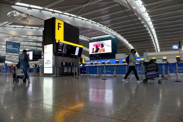 Bijna 60 miljoen reizigers minder op Heathrow