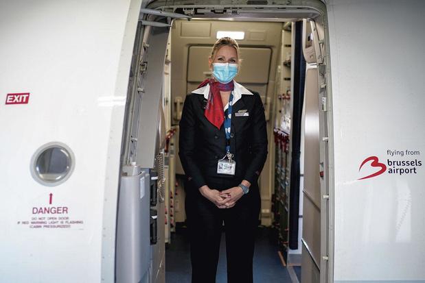 Covid: Brussels Airlines et Thalys se font tout petits