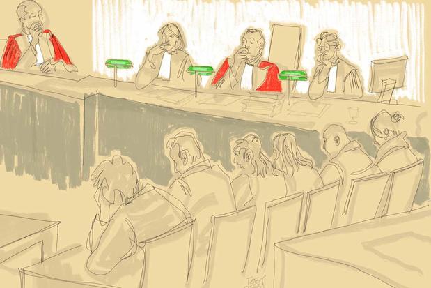 Vader Tine Nys doorbreekt stilzwijgen: 'Zo'n proces heb ik nooit gewild'