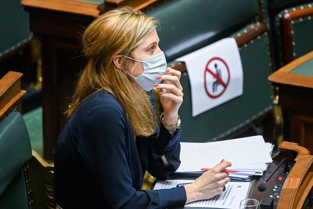 Minister Verlinden (CD&V) gaat in beroep tegen vonnis over coronamaatregelen
