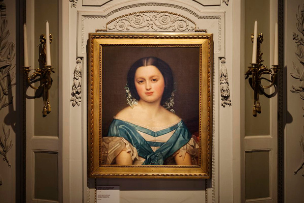 Wie was Henriette Van den Bergh?