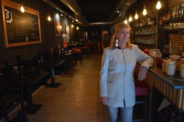 Café Caroline en Ben's Bar blijven voorlopig gesloten in Ieperse binnenstad