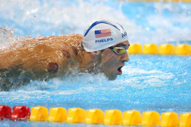 Flashback naar 25 juli 2003: een dagje wereldrecords zwemmen voor Michael Phelps