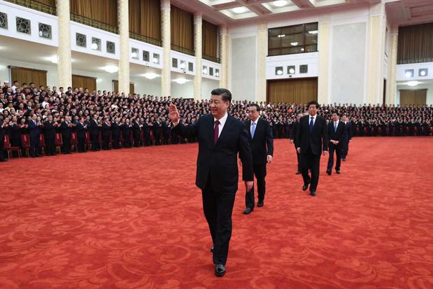 'Het wordt tijd dat het democratische Westen het China van Xi Jinping een halt toe roept'