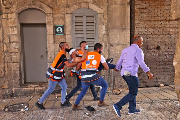 Rellen in Jeruzalem: VN-Veiligheidsraad komt bijeen