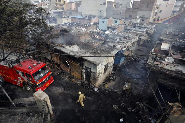 Twintig doden in New Delhi bij massale protesten tegen inburgeringswet