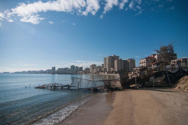 Noord-Cyprus zet plannen door om spookstadje Varosha te heropenen