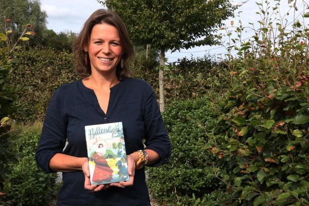 Maaike Monkerhey brengt met 'Bellenhof' tweede boek uit