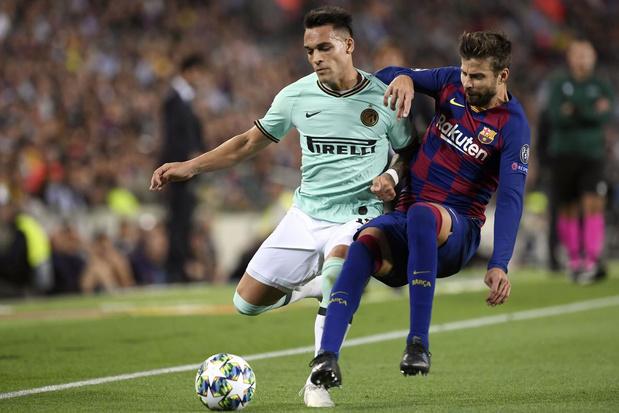 Waarom Barcelona Lautaro Martínez wil