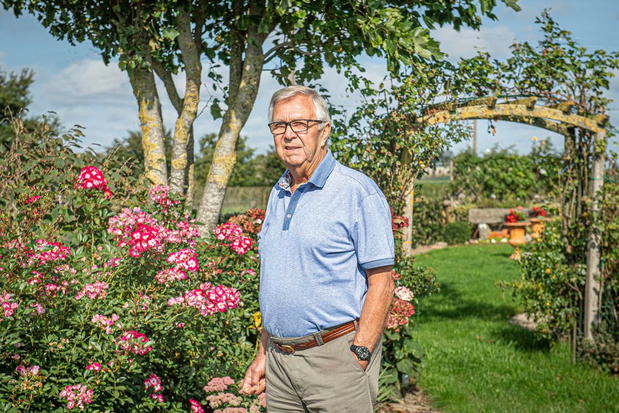 Alois Vandaele uit Staden neemt na 50 jaar afscheid van schattingscommissie