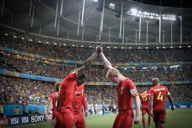 Kippenvelmatch #5: België-Verenigde Staten 2-1