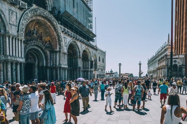 Mondiaal toerisme zal waarschijnlijk met dertig procent dalen