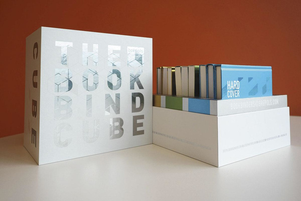 Brepols Bookbinders lanceert The BookBindCube